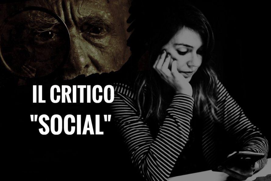 """Il Critico """"Social"""""""